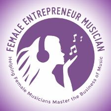 Female Entrepreneur Musician