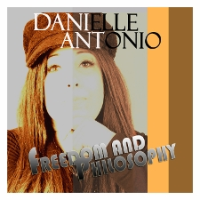 Danielle Antonio - Freedom and Philosophy cover