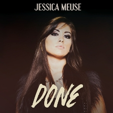 Jessica Meuse - Done cover