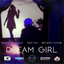 Bag of Tricks Cat - Dream Girl Cover Art