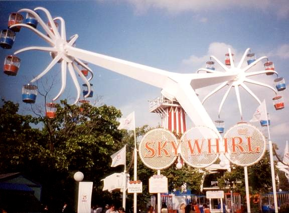 Sky Whirl [Paul B. Drabek]