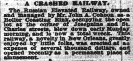 1883-11-26 The Daily Picayune [Evening Edition] (p1)