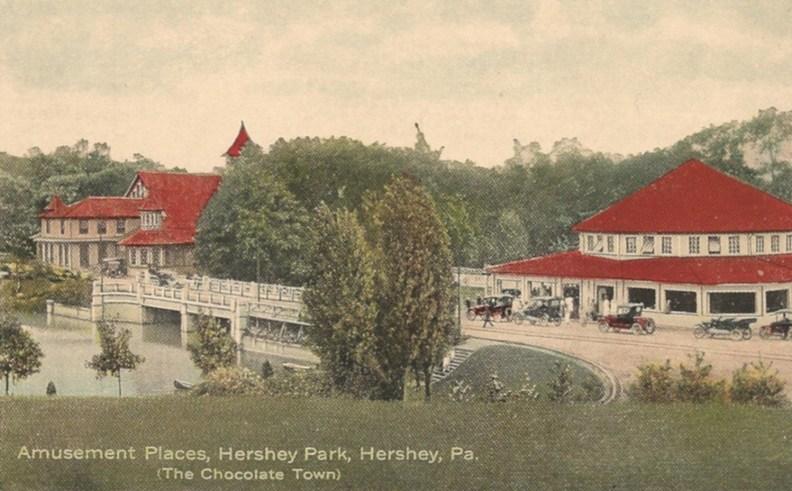 1927 ~ Amusement Places [large]