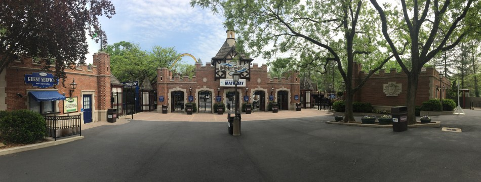 2017-05-04 Hersheypark Entrance