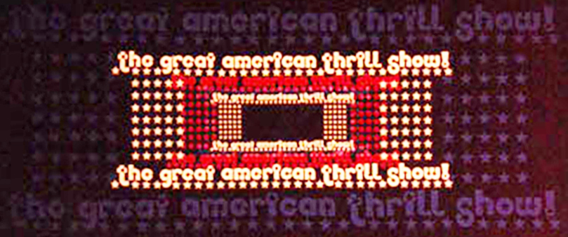The Great American Thrill Show title frame
