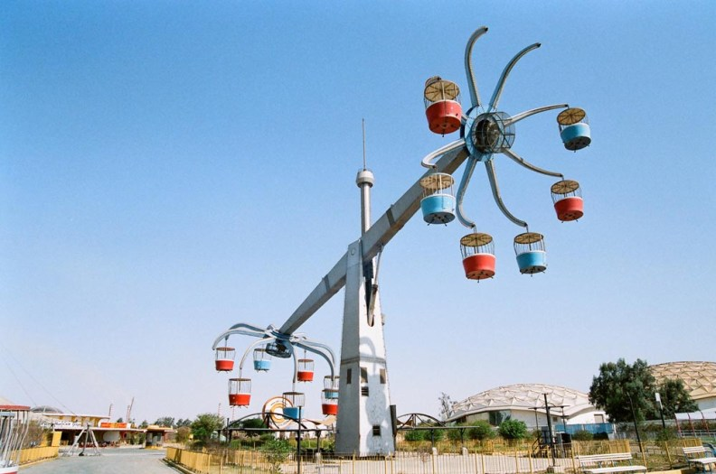 Double Wheel (Kuwait Entertainment City circa 1991)