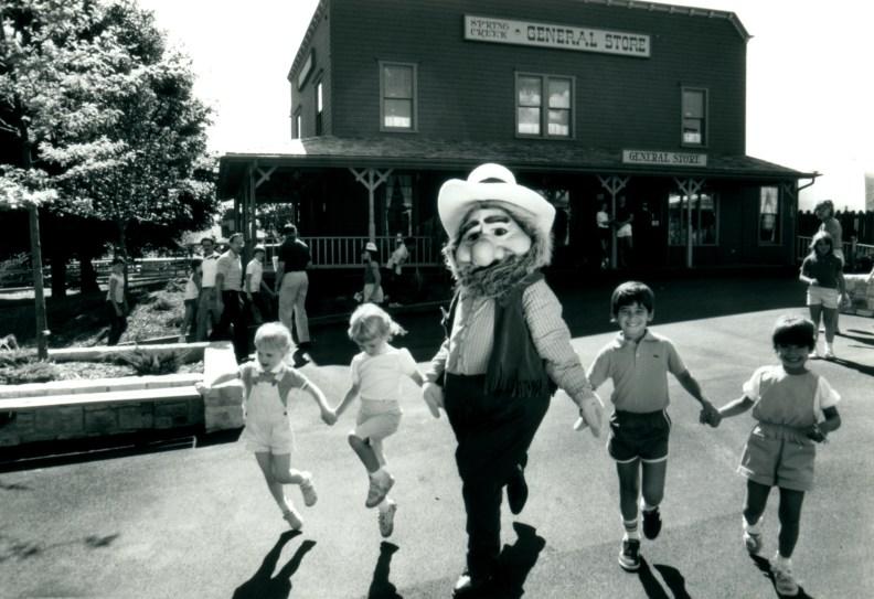 1980s Spring Creek General Store
