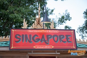 Epcot International Food and Wine Festival 2014 - Singapore