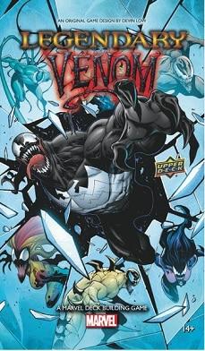 Marvel Legendary Venom