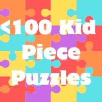 Kids Puzzles <100pc