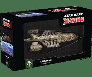 Star Wars X-Wing C-Roc Cruiser expansion