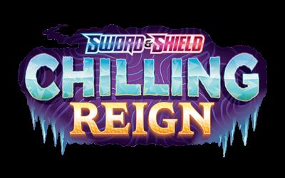 Pokemon Chilling Reign Booster Packs