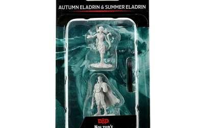 D&D Nolzur's Marvelous Miniatures: Autumn Eladrin & Summer Eladrin Wave 15 90319