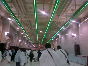green light as a sign to trot  Dear Muslim Women…Plan your Umrah or Haj properly sai lampu hijau