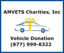 Amvets donations