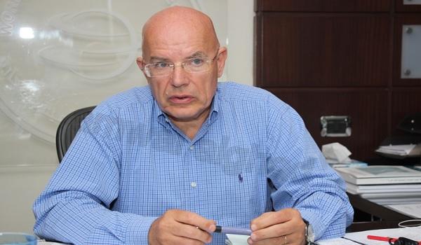 محمد قاسم رئيس لجنة التجارة الخارجية باتحاد الصناعات