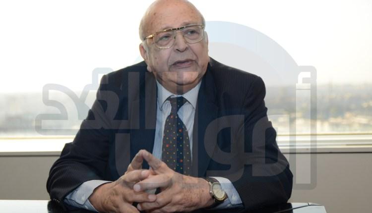 المهندس حسين صبور ، رئيس مجلس إدارة شركة الأهلى للتنمية العقارية
