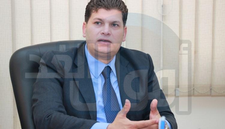 عاطف المحمودي، رئيس مجلس الإدارة والعضو المنتدب لشركة مصر لإدارة الاستثمارات الماليةMAM– التابعة لمجموعة مصر القابضة للتأمين،