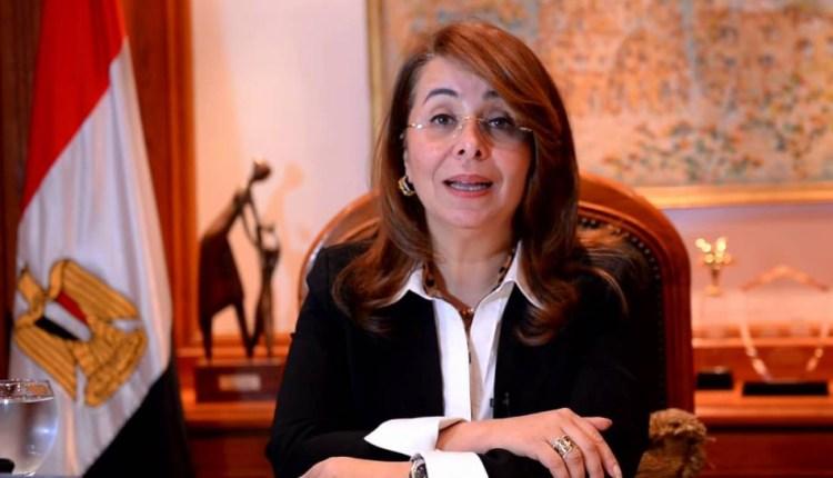 غادة والي، وزير التضامن الاجتماعي