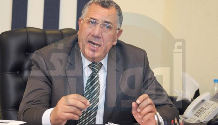 السيد القصير - وزير الزراعة