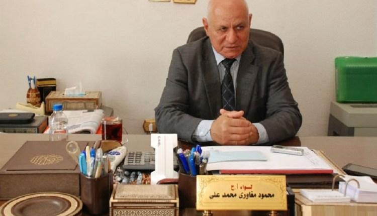 اللواء محمود مغاورى، رئيس شركة الشمس للإسكان والتعمير