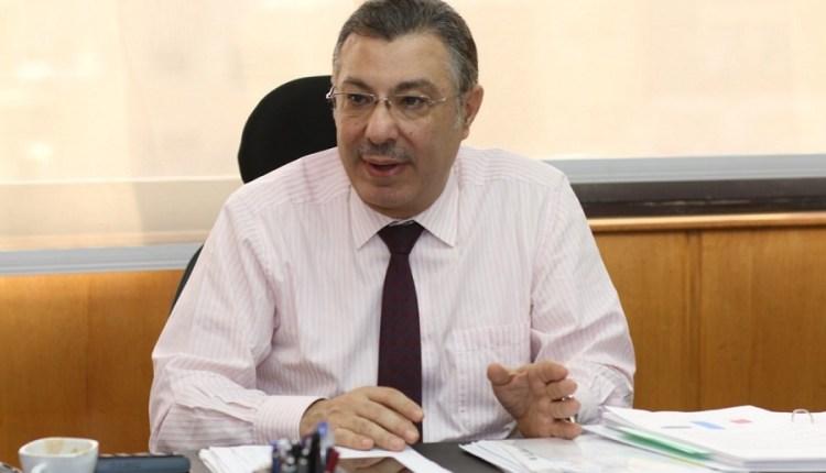 عمرو جاد الله، نائب رئيس البنك العقارى المصرى العربي
