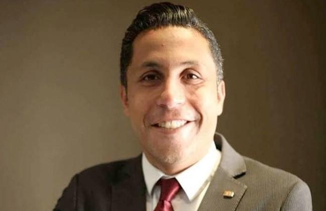 بسام الشنواني نائب رئيس جمعية شباب الأعمال