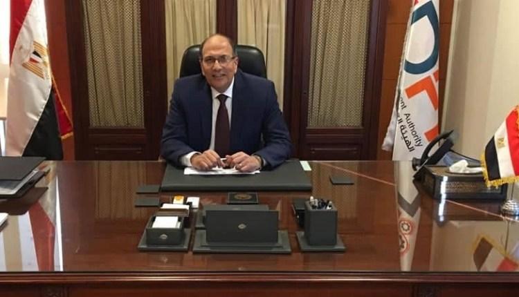 المهندس مجدي غازي رئيس هيئة التنمية الصناعية