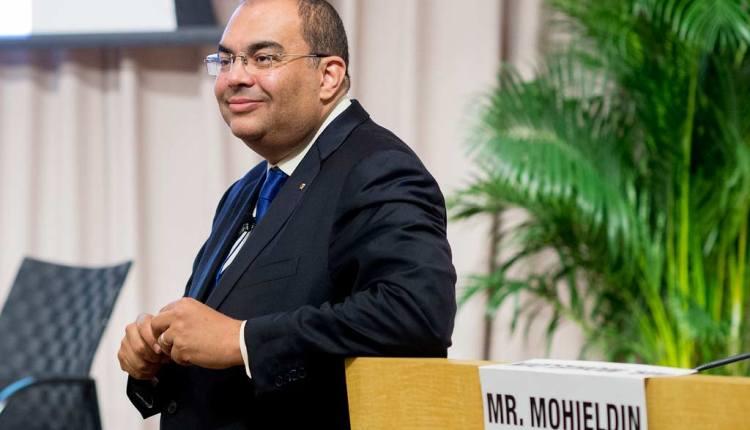 د.محمود محيي الدين