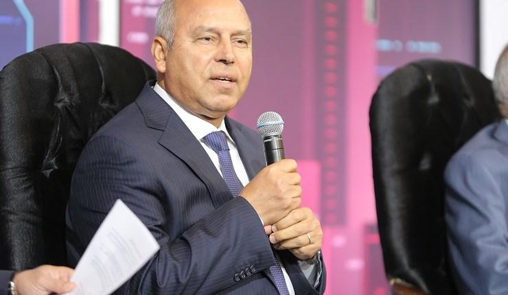 الفريق كامل الوزير - وزير النقل