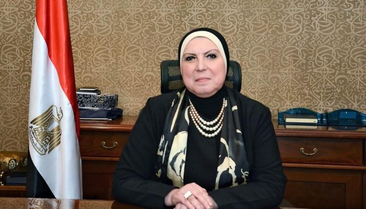 نيفين جامع - وزيرة التجارة