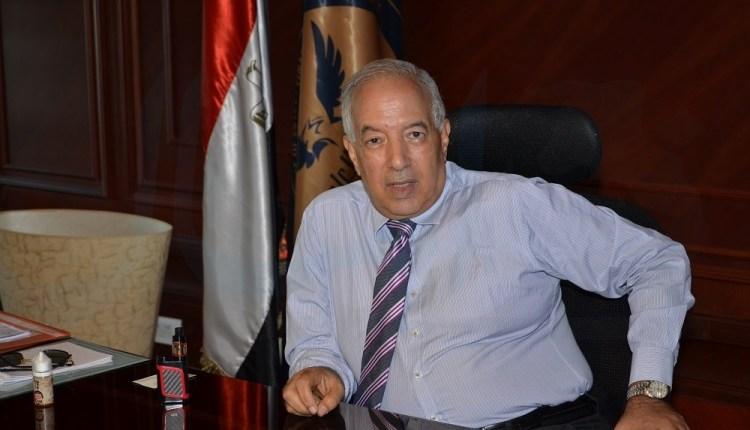 رضا عبدالمعطي نائب رئيس الهيئة العامة للرقابة المالية