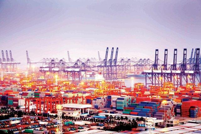التجارة فى الصين