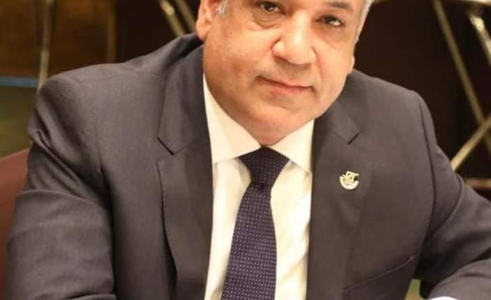 د.يسري الشرقاوي رئيس جمعية رجال الأعمال المصريين الأفارقة
