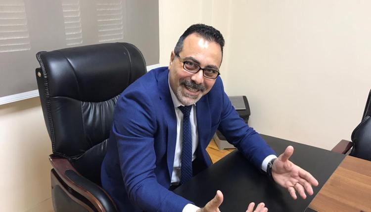أمير مقار، رئيس شركة سكوب لوساطة التأمين