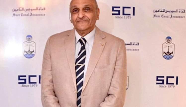شريف الغمراوي العضو المنتدب لشركة قناة السويس للتأمين
