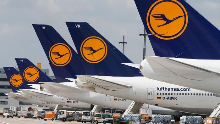 تعليق الرحلات الجوية بين ألمانيا وبريطانيا