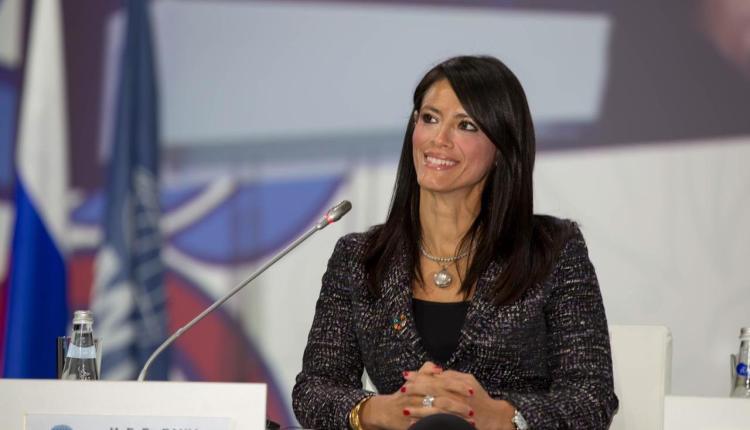 د.رانيا المشاط وزيرة التعاون الدولي