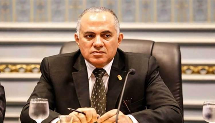 محمد عبد العاطي ،وزير الموارد المائية والري