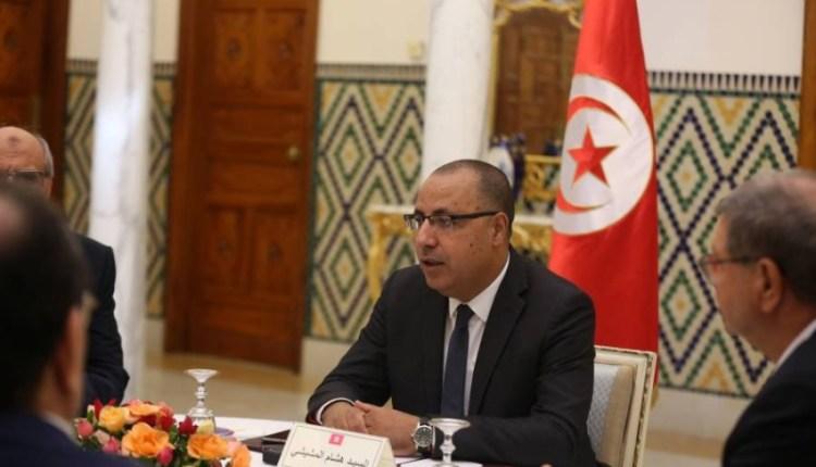 هشام المشيشي رئيس الوزراء التونسي