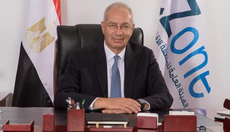 يحيى زكى، رئيس الهيئة العامة للمنطقة الاقتصادية لقناة السويس
