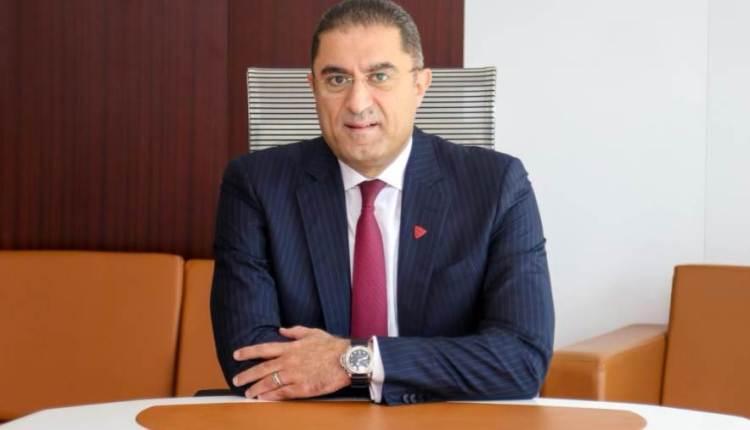 ايهاب السويركي رئيس بنك أبوظبي التجاري