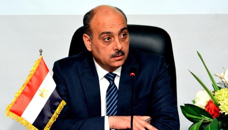 اللواء محمد الزلاط، رئيس الهيئة العامة للتنمية الصناعية