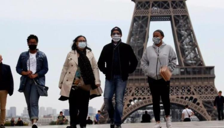 حظر تجول في فرنسا