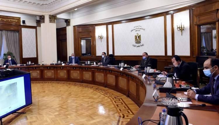 رئيس الوزراء يستعرض المخطط العام لإنشاء مدينة الذهب