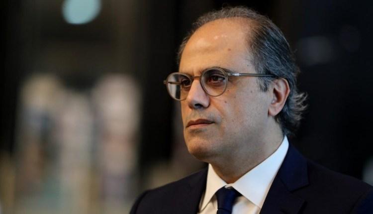 جهاد أزعور مدير قسم الشرق الأوسط وآسيا الوسطى بصندوق النقد