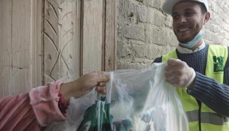 سلوانا دايموند العالمية تدعم حملة شتاء مصر الخير لتوزيع 1000 بطانية