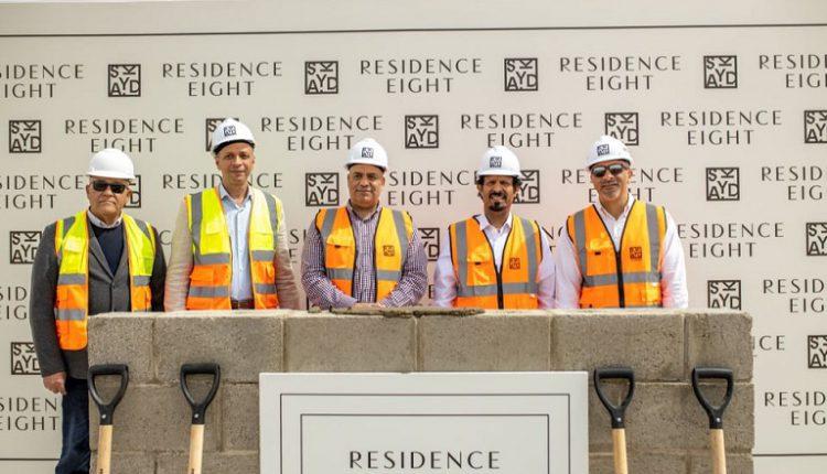 سكاي أبوظبي تبدأ تنفيذ مشروع «ريزيدنس 8» بالعاصمة الإدارية