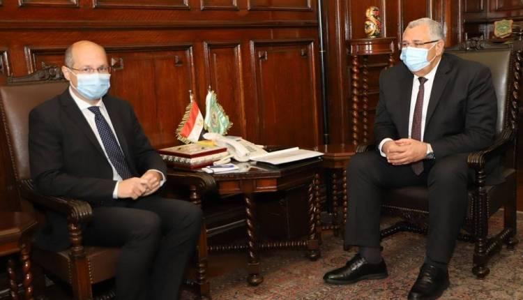 مصر والمجر تبحثان آفاق التعاون في مجالات الزراعة
