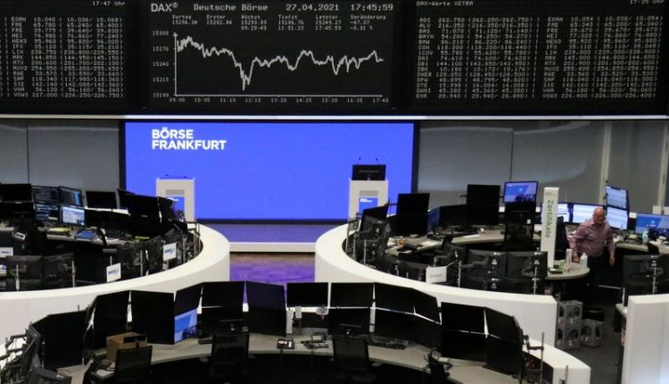 الأسهم-الأوروبية